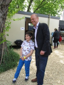 Me and Joe Swift