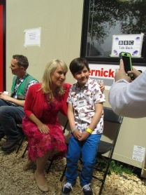 Me and Nicki Chapman