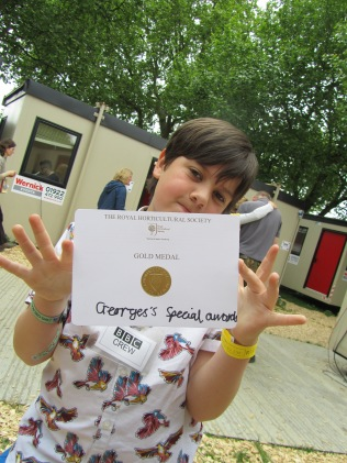 My special RHS Chelsea Award