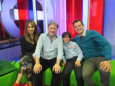 It's a wrap on The One Show