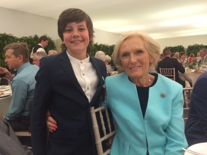 Mary Berry the Queen of baking