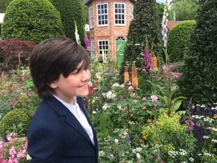 Eccentric garden