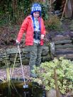 pond filming