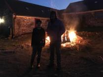 Friday's bonfire