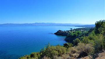 stunning views of the coastline