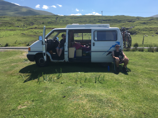 Perfect picnic spot