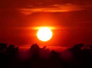 Sunset at Craignure